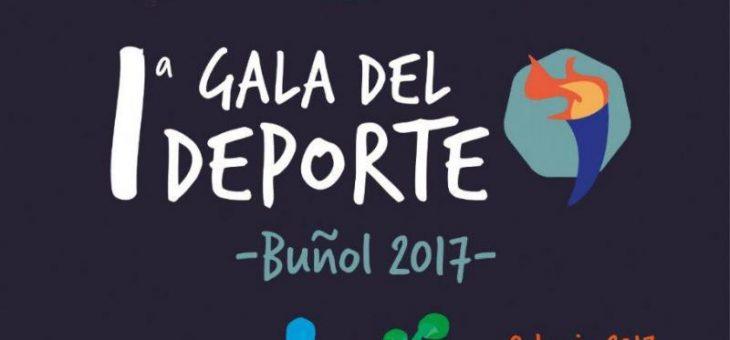 I Gala del deporte de Buñol