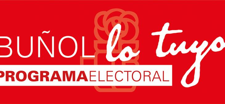 Consulta nuestro programa electoral COMPLETO